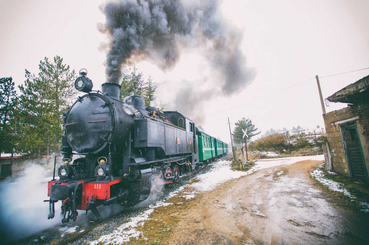 treno della sila