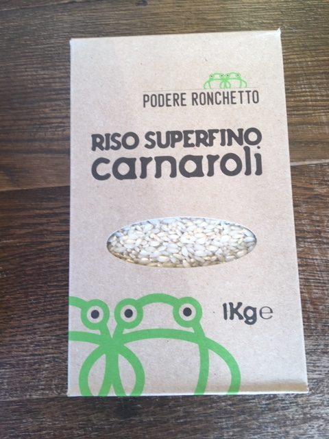 Il riso di Podere Ronchetto