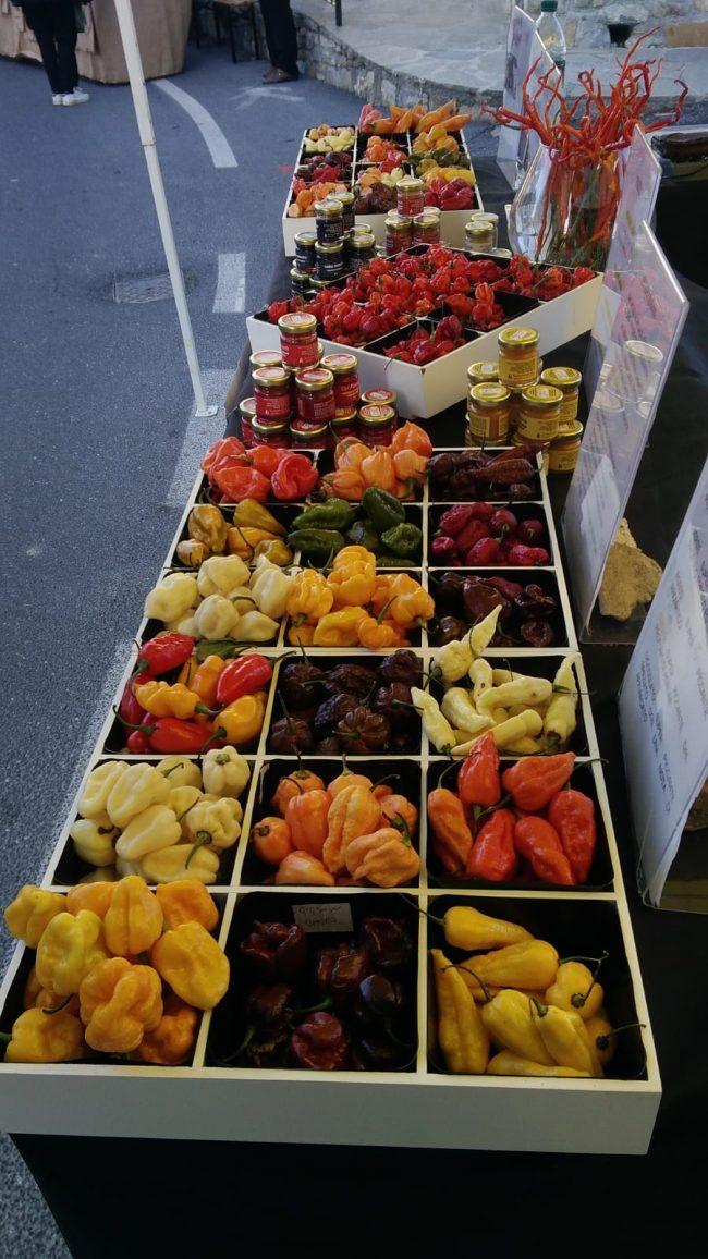 I peperoncini dell'Azienda Agricola ViviPiccante