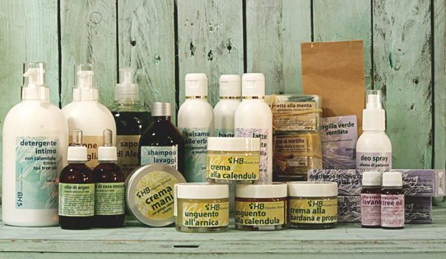 prodotti Hierba Buena