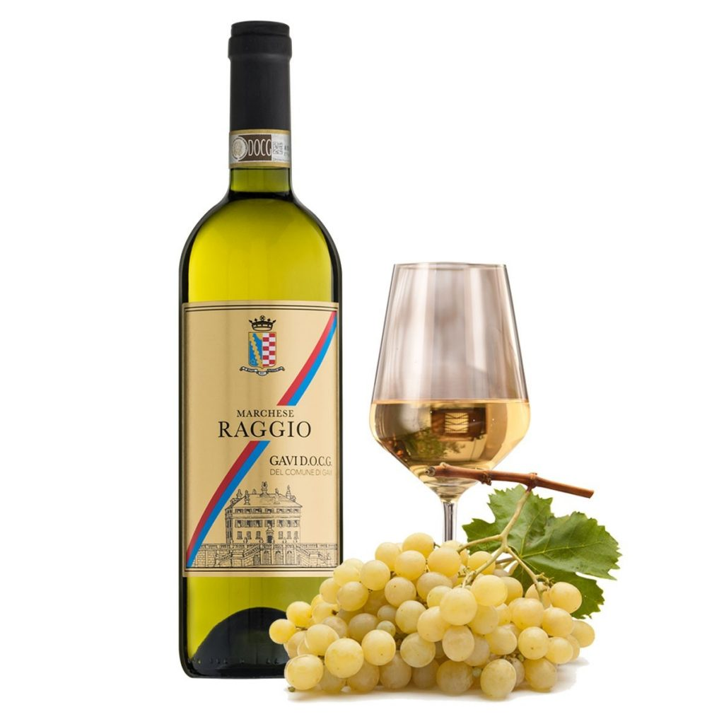 vino gavi di marchese raggio