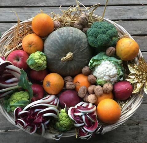 Alcuni ortaggi coltivati da Il Platano