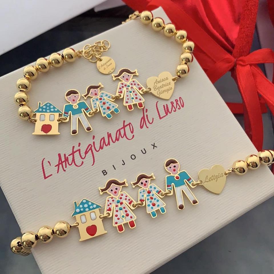 """L Artigiano Del Lusso Bijoux azienda orafa """"l'artigianato di lusso bijoux"""", dalle marche"""