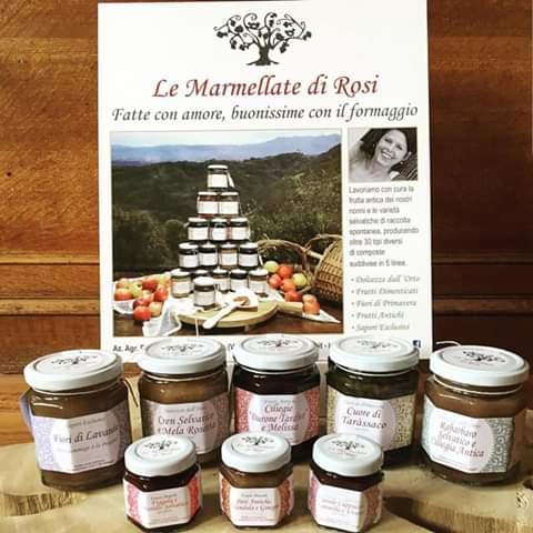 Le marmellate di Rosi Composte ed Estratti