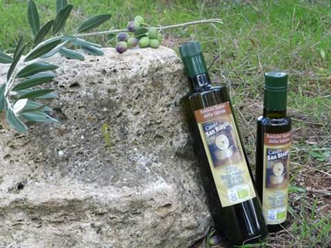 L'olio dell'Azienda Agricola Bio San Biagio