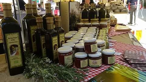 I prodotti dell'Agriturismo I Mandorli