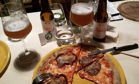 Abbinamento perfetto pizza e birra Bepete Bam