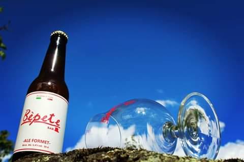 Ale Formet la birra chiara di Bepete Bam