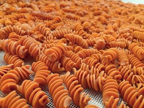 Azienda Agricola Shanti Pasta di farro con le bacche di Goji