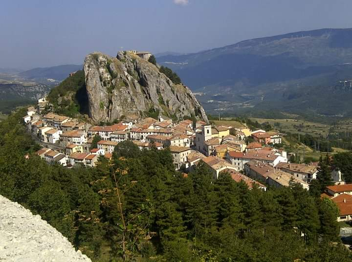 La preta tarantini e il territorio di Pizzoferrato