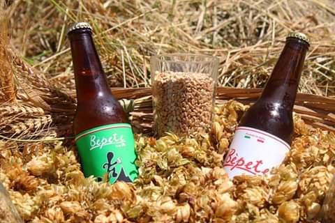 Le birre con i cereali di montagna di Bepete Bam