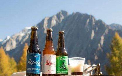 Le birre di montagna di Bepete Bam