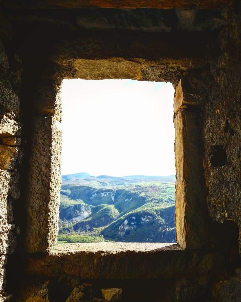Colle del Nibbio Panorama
