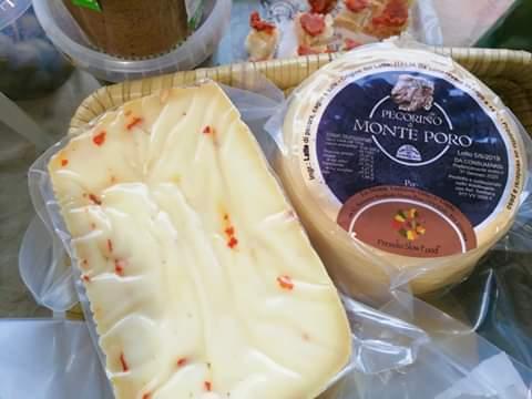 I formaggi ovini di Sos Rosarno