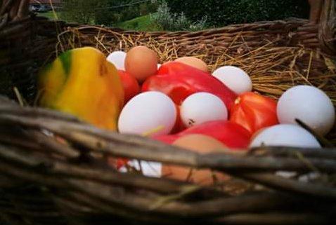 Uova e ortaggi de Il Contadino Simo