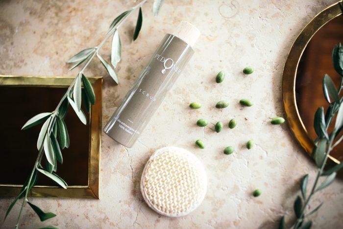 I cosmetici all'olio di oliva di Pedonier