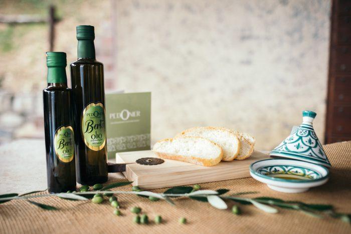 L'olio dell'Azienda Agricola Pedonier