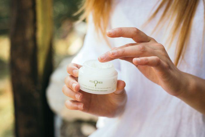 Pedonier, cosmesi naturale all'olio di oliva