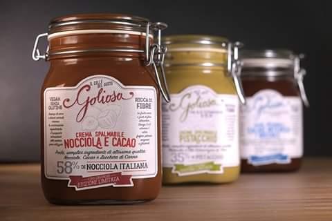 Il Colle del Gusto Creme spalmabili con olio extra vergine di oliva della Sabina