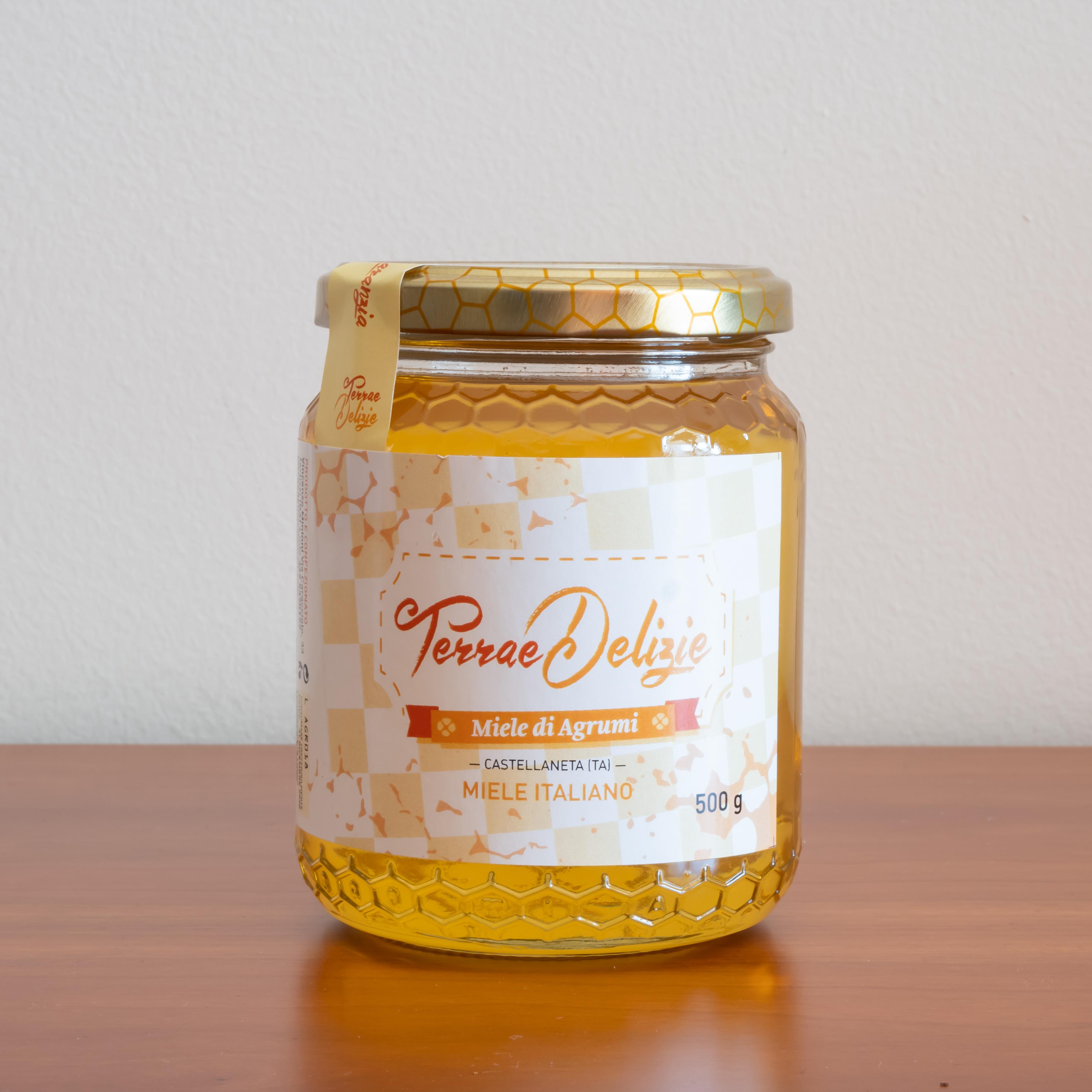Miele di agrumi